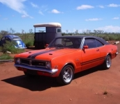 Monaro Tough Driveline