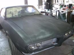 1968 Pontiac Firebird 455 Auto Build by Bjandthebird